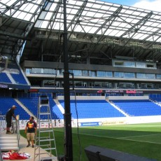 TowerCam position at Red Bull Arena